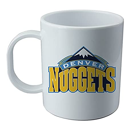 Taza y pegatina de Denver Nuggets - NBA: Amazon.es: Deportes y ...