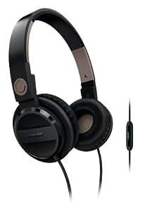 Philips SHL4005/10 - Auriculares de diadema con manos libres universal, color negro