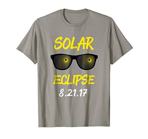 Funny Solar Eclipse 2017 Sunglasses ()
