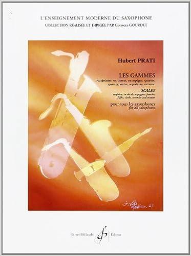 En ligne téléchargement Les Gammes Conjointes en Tierces en Arpeges en Quartes Quintes pdf