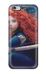 New Style Disney Pixar Brave Premium Tpu Cover Case For Iphone 6 Plus 2120662K90510824