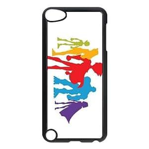 iPod Touch 5 Case Black Teen Titans Newom
