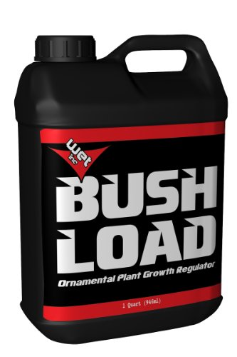 General Hydroponics Bush Load, 1-Quart (Plant Growth Regulators In Agriculture And Horticulture)