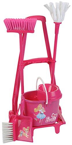 Barbie 6352 - Carello Pulizia
