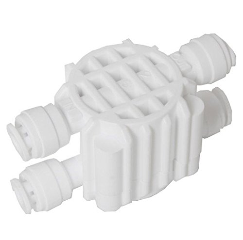 - Auto Shut Off Valve w/ Quick Connect Fittings for Reverse Osmosis (RO) Water System