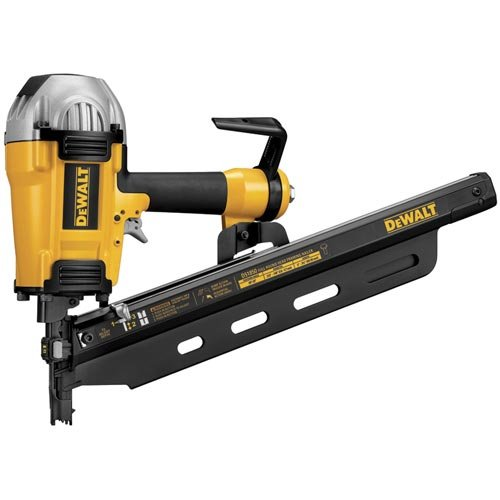 DEWALT D51850 20 Degree Full Round Head Framing Nailer