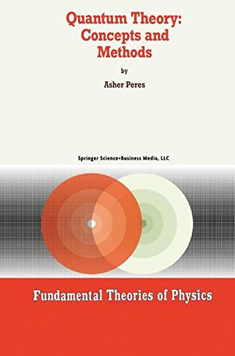 Quantum Theory: Concepts and Methods (Fundamental Theories of Physics)