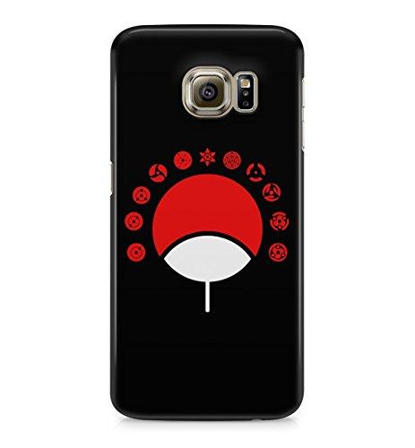Generic Anime Naruto Design Hard Plastic Case Cover for Samsung Galaxy S7 Edge