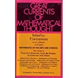 Great Currents of Mathematical Thought, François Le Lionnais and R. A. Hall, 0486627241