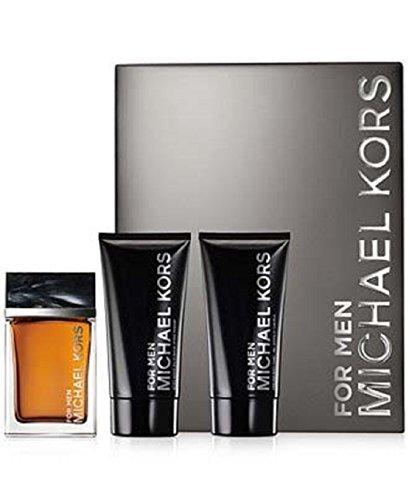Michael Kors For Men 3 Piece Cologne Set