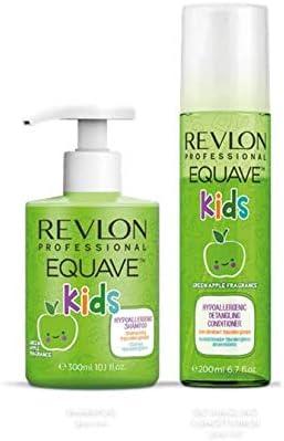 Pack Revlon Equave Kids Champu 300 ml + Acondicionador 200 ml