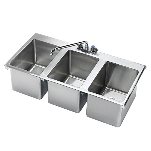Compartment Drop In Sink - 6