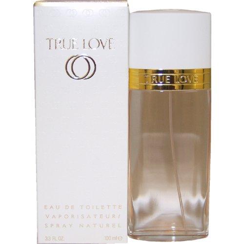 True Love par Elizabeth Arden pour les femmes - 3,4 once EDT Spray