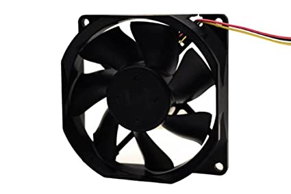 amazon com new samsung hl61a750 tv fan 80mm square and round made rh amazon com Samsung DLP Light Engine Replacement Dots On Samsung TV