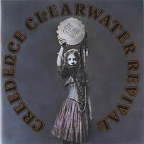 CD : CCR - Mardi Gras (CD)