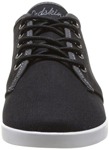 Clearblue Zigoma - Zapatos para hombre, color noir (noir/gris), talla 41