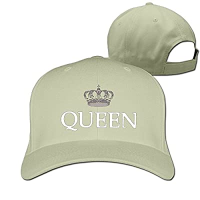 Updated King and Queen Couple Women Lover Snapback Cap Baseball Cap