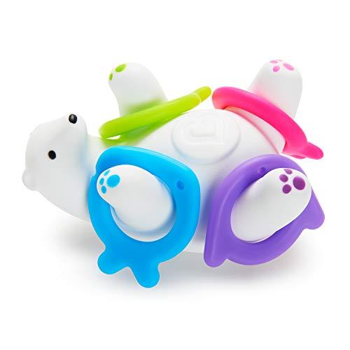 41KtAXfCjgL - Munchkin Arctic Polar Bear Bath Toy