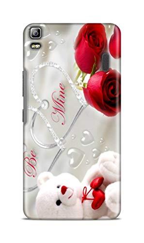 Shengshou Back Cover for Lenovo K3 Note A7000  Plastic|White