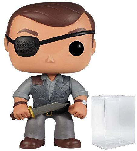 Walking Dead: The Governor Funko Pop! Vinyl Figure (Includes Compatible Pop Box Protector Case)]()