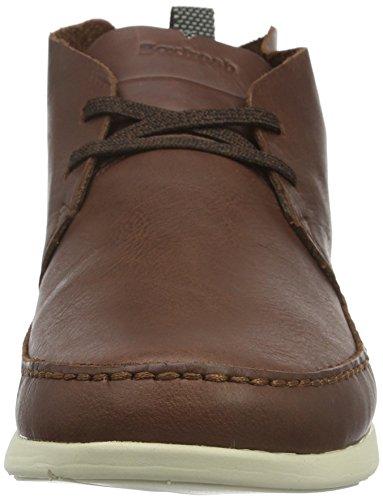 Boxfresh Statley Ch Lea - Zapatillas Hombre Marrón - marrón