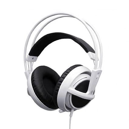 56156d55d02 Amazon.com: SteelSeries Siberia v2 Full-Size Gaming Headset (White): TOM  PETTY & HEARTBREAKERS: Electronics