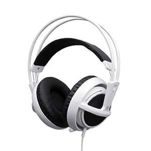 SteelSeries Siberia v2 - Auriculares Gaming, blanco [Importación inglesa]