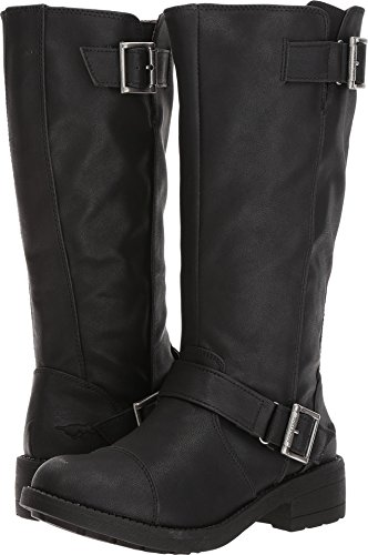 Leather Motorcycle Boots For Women - 5