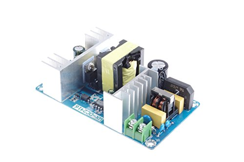 KNACRO 24V 6A 150W Isolation Switching Power Supply Module AC110V-220V to DC 24V AC-DC buck module (220 Switching Volt)