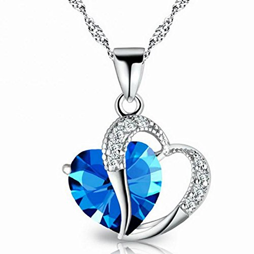 jewelry-18k-white-gold-plated-blue-double-love-us-crystal-pendant-link-chain-necklace-19