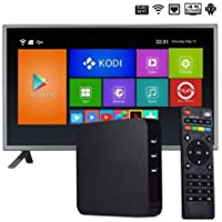TV Box 4K Smart Android 7.1 HDMI WiFi USB AV