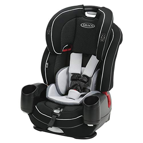 Graco Nautilus SnugLock LX 3 in 1 Harness Booster Car Seat, Codey