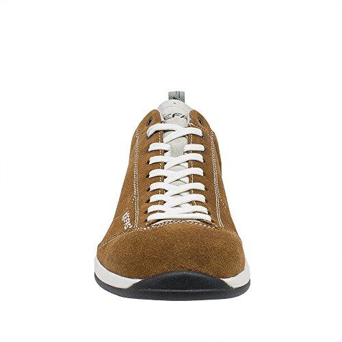 Sneakers suede en 3172 Kefas Orange Globelite qEx70Uvw