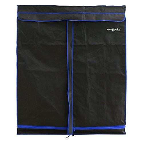Hydroplanet™ 60x31x80 Mylar Hydroponic Grow Tent for Indoor Plant Growing (60X31X80)¡­ by Hydroplanet