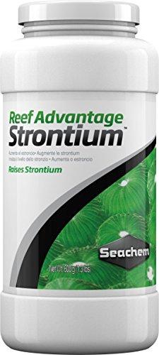 (Seachem Reef Strontium 600gram)
