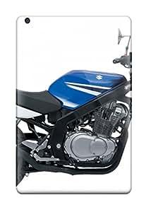 [fUzzsEu25860CtbwP]premium Phone Case For Ipad Mini/mini 2/ Suzuki Motorcycle Tpu Case Cover