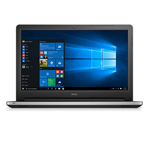 Dell Inspiron i5559-7081SLV 15.6 Inch Touchscreen Laptop (Intel Core i7, 8 GB RAM, 1 TB HDD, Silver...