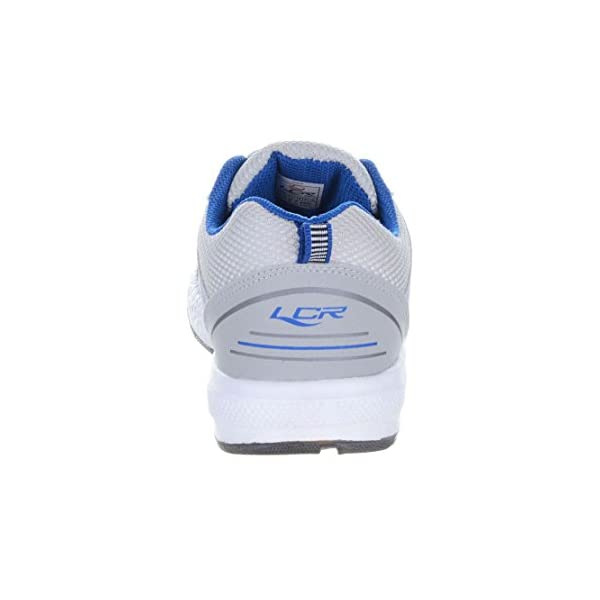 cf1b9aaa2796 Lancer Men s Mesh Sports Running Shoes Grey Orange – BestProduct