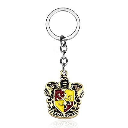 Amazon.com : Key Chains - Deathly Hallows Pendant Keychain ...
