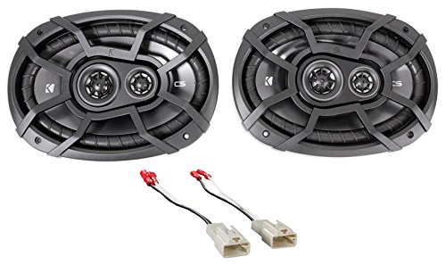 3 Way Triaxial Speaker System - 7