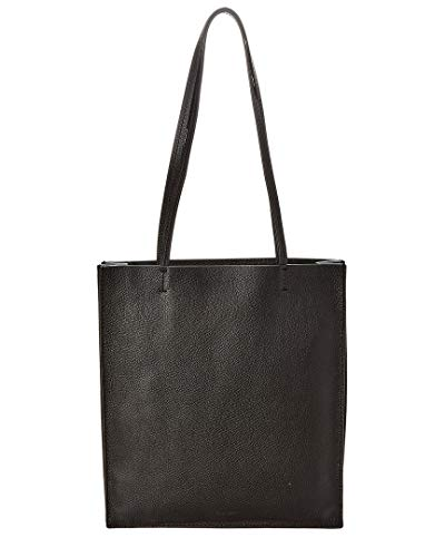 Steven Alan Women's Maddox Accordion Gusset Tote, Black, One Size