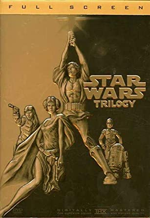 03769e4b87 Amazon.com  Star Wars Trilogy (A New Hope   The Empire Strikes Back ...