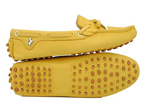 Minitoo amarillo Mujer Sandalias Mujer Minitoo xH7qn6Uw8x
