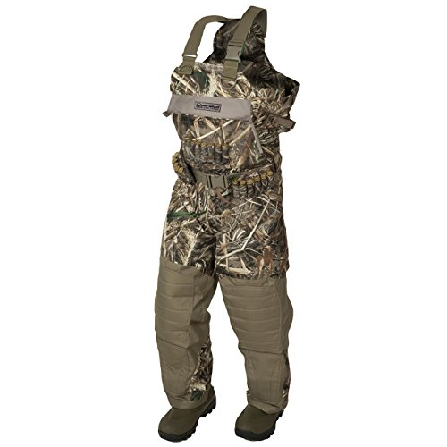 - Black Label Insulated Wader - MAX5 - Size 11