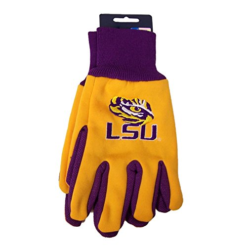 LSU Two-Tone Gloves - Baton Mall Rouge Of