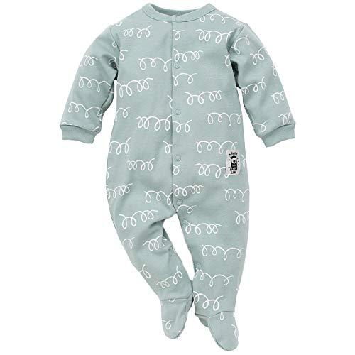 Pinokio – Happy Llama – Baby Pyjama 100% Katoen – Unisex Jongens Meisjes Pyjama Eendelig – Romper – Jumpsuit Wit Mint…