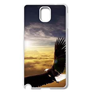 Bald Eagle Customized Cover Case for Samsung Galaxy Note 3 N9000,custom phone case ygtg578209 wangjiang maoyi