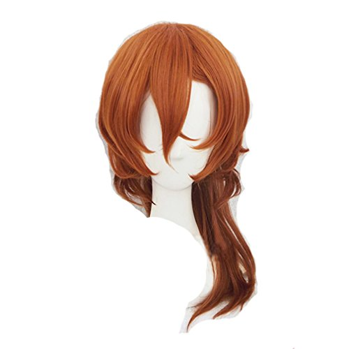 Children's Dog Costumes Uk (Bungou Stray Dogs Nakahara Chuya cosplay costume cosplay costume wig)