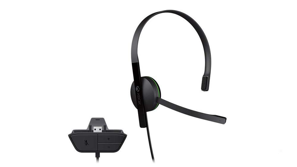 Official Xbox One Chat Headset Xbox One