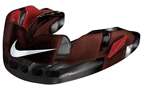 Nike Adult Hyperflow Flavor Mouthguard Black Cherry